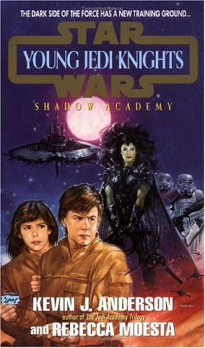 Star Wars Books - The Shadow Academy (Star Wars: Young Jedi Knights, Book 2)