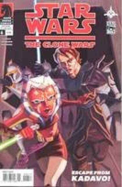 Star Wars Books - Star Wars Clone Wars #6