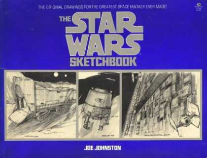 Star Wars Books - The Star Wars Sketchbook