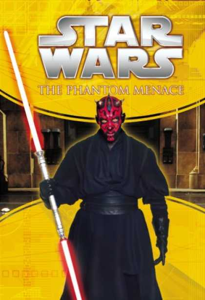 Star Wars Books - Star Wars Episode I: The Phantom Menace Photo Comic
