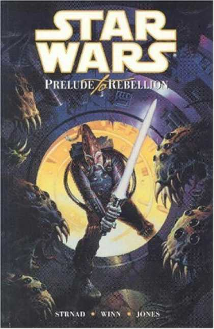 Star Wars Books - Star Wars: Prelude to Rebellion