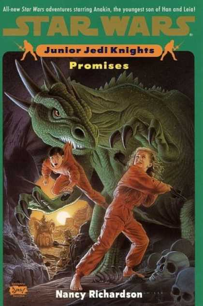 Star Wars Books - Promises (Star Wars: Junior Jedi Knights, Book 3)