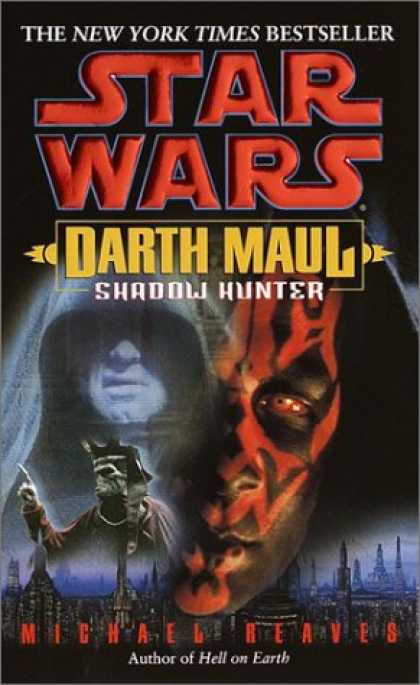 Star Wars Books - Shadow Hunter (Star Wars: Darth Maul)