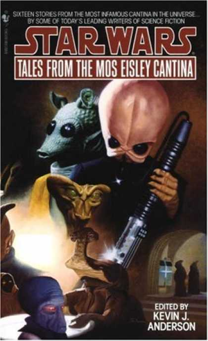 Star Wars Books - Tales from Mos Eisley Cantina (Star Wars)