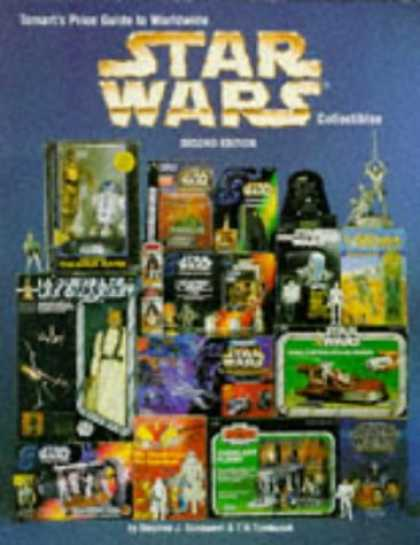 Star Wars Books - Tomart's Price Guide to Worldwide Star Wars Collectibles