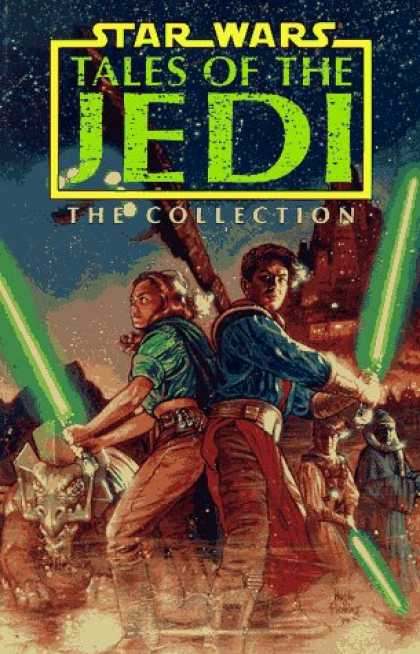 Star Wars Books - Knights of the Old Republic (Star Wars: Tales of the Jedi, Volume One)