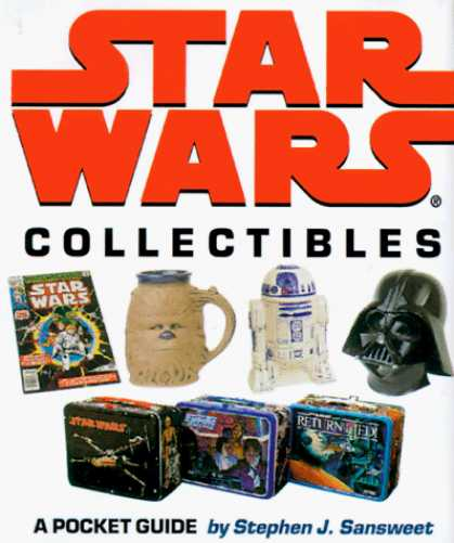 Star Wars Books - Star Wars Collectibles: A Pocket Guide