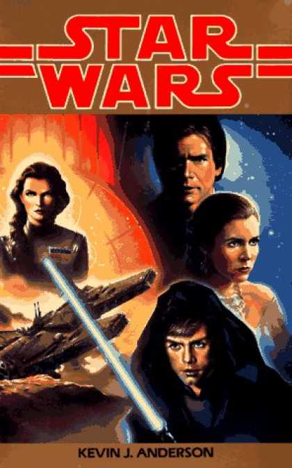 Star Wars Books - Star Wars: Jedi Trilogy Boxed Set