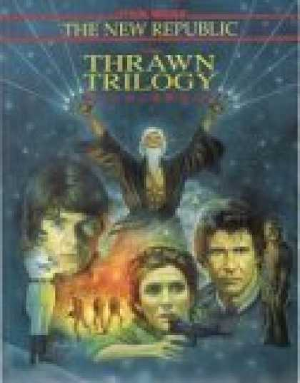Star Wars Books - Thrawn Trilogy Sourcebook (Star Wars RPG)
