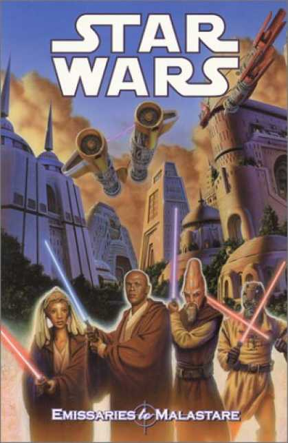 Star Wars Books - Emissaries to Malastare (Star Wars: Ongoing, Volume 3)