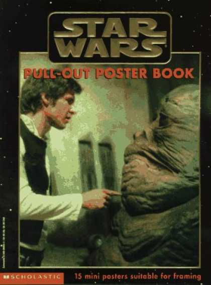 Star Wars Books - Star Wars 15 Pull-Out Poster Book (Star Wars Series)