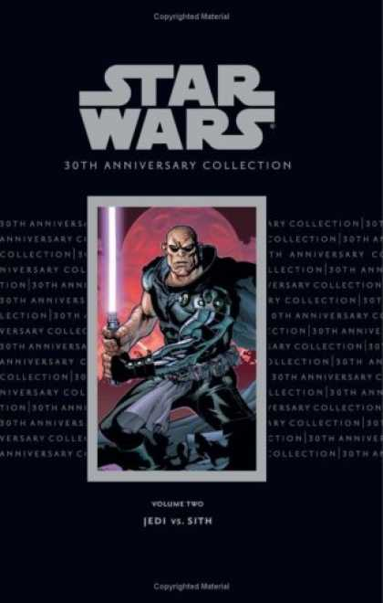 Star Wars Books - Star Wars: 30th Anniversary Collection Volume 2--Jedi vs. Sith