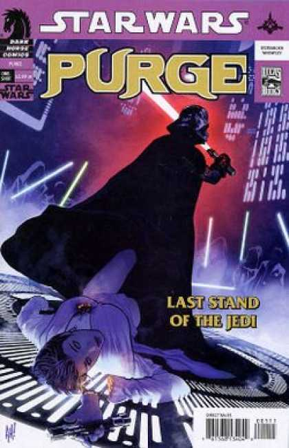 Star Wars Books - Star Wars: Purge #1 One Shot First Printing Dark Horse (Star Wars: Purge Last St