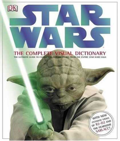 "Star Wars Books - "" Star Wars "" : The Complete Visual Dictionary (Star Wars)"