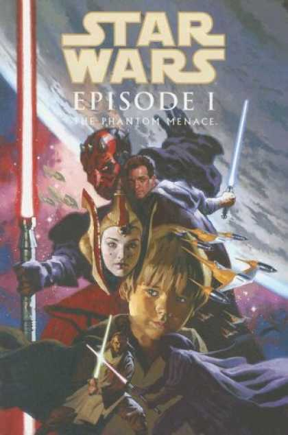 Star Wars Books - Star Wars Episode I: The Phantom Menace Limited Edition