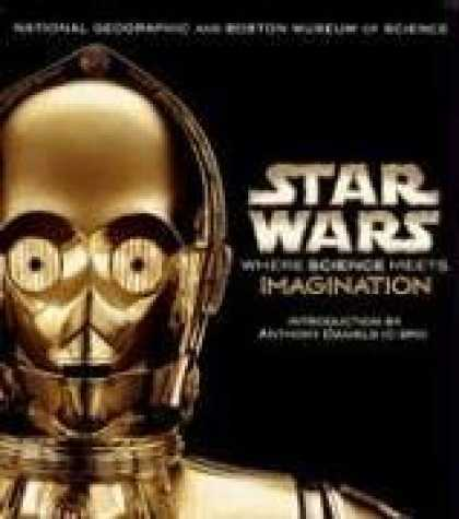 Star Wars Books - Star Wars: Where Science Meets Imagination