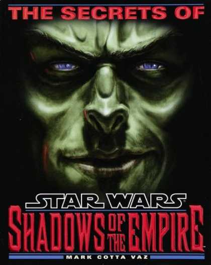 Star Wars Books - The Secrets of Star Wars: Shadows of the Empire