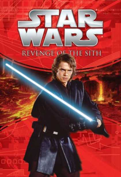 Star Wars Books - Star Wars Episode III: Revenge of the Sith Photo Comic