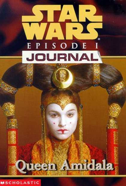 Star Wars Books - Queen Amidala (Star Wars Episode I: Journal Series)