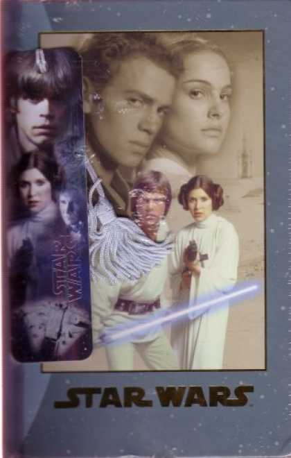 Star Wars Books - Star Wars Journal Skywalker Family