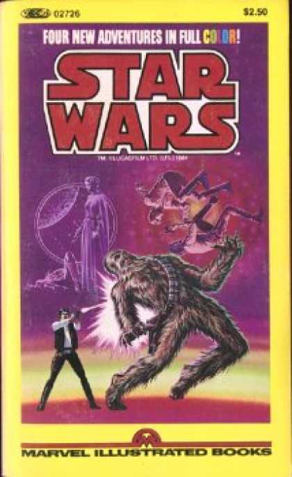 Star Wars Books - Stan Lee Presents The Marvel Comics Illustrated Version Of Star Wars (Star Wars)