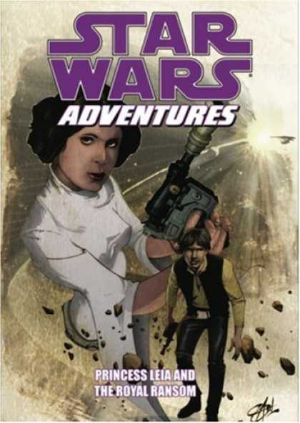 Star Wars Books - Star Wars Adventures: Princess Leia and the Royal Ransom v. 2 (Star Wars Adventu