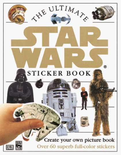 Star Wars Books - Star Wars Classic Sticker Book