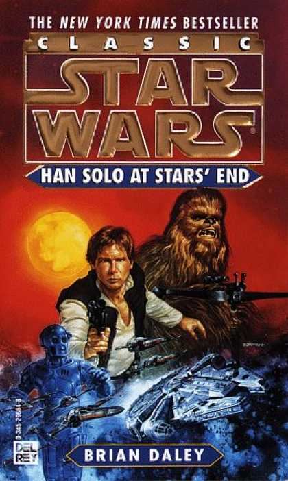 Star Wars Books - Han Solo at Stars' End (Classic Star Wars)