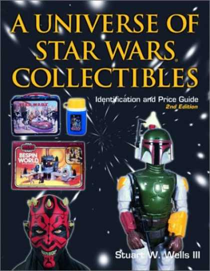 Star Wars Books - A Universe of Star Wars Collectibles