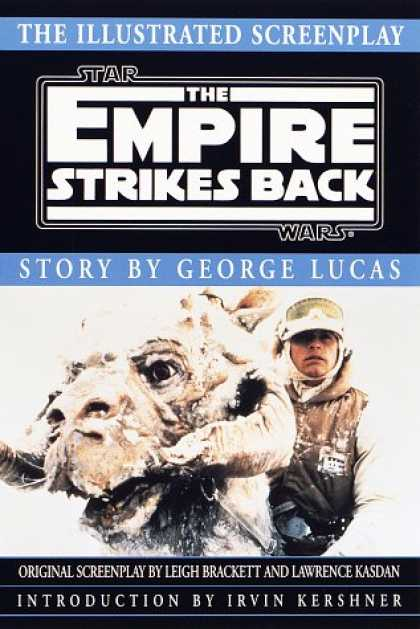 Star Wars Books - Illustrated Screenplay: Star Wars: Episode 5: The Empire Strikes Back