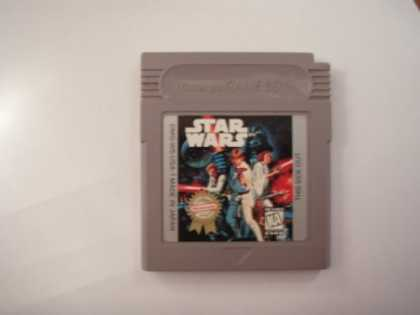 Star Wars Books - Star Wars Nintendo Gameboy
