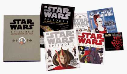 Star Wars Books - Star Wars Episode I Special Edition Gift Pack