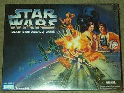 Star Wars Books - Star Wars Death Star Assault Game