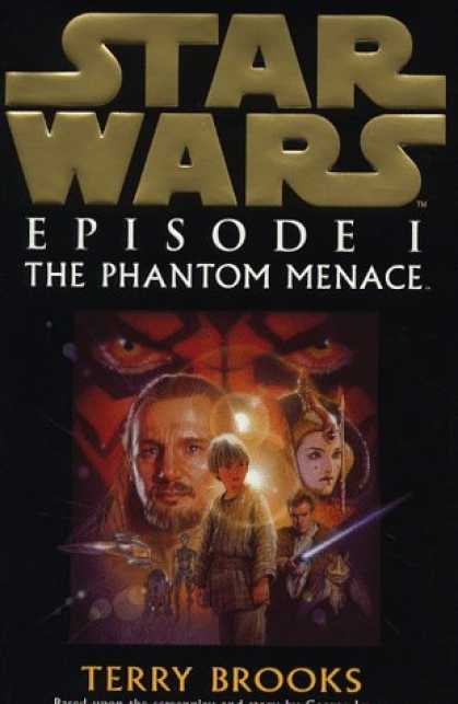 Star Wars Books - STAR WARS. EPISODE 1. THE PHANTOM MENACE.