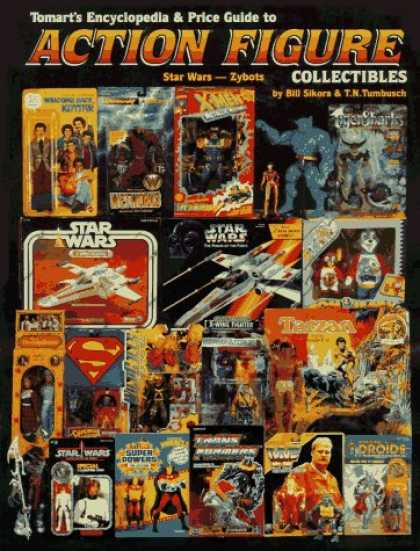 Star Wars Books - Tomarts Encyclopedia & Price Guide to Action Figure Collectibles, Vol. 3: Star W