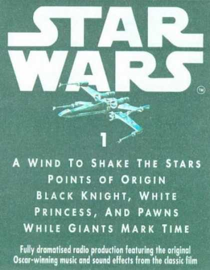 Star Wars Books - Star Wars: Points of Origin v.1 (Hodder Headline audio) (Vol 1)