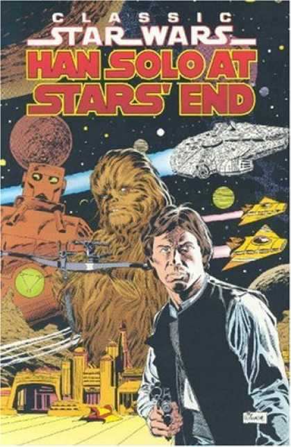 Star Wars Books - Han Solo at Stars' End (Classic Star Wars, Volume Five)