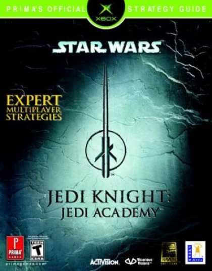 Star Wars Books - Star Wars Jedi Knight: Jedi Academy (XBOX) (Prima's Official Strategy Guide)