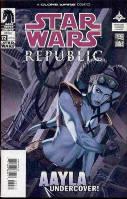 Star Wars Books - STAR WARS REPUBLIC #72 DARK HORSE COMICS NEW & MINT! (STAR WARS CLONE WARS)