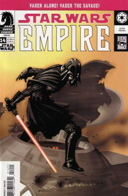 Star Wars Empire 14 - Monster - Sword - Shadow - Light - Hole