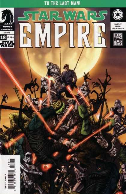 Star Wars Empire 18