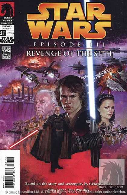 Star Wars: Revenge of the Sith 1