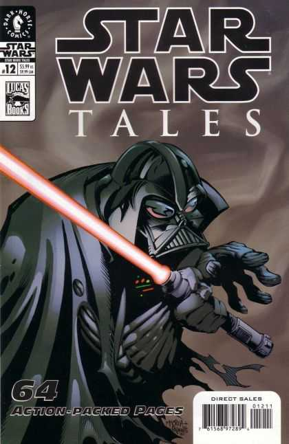 Star Wars Tales 12 - John McCrea