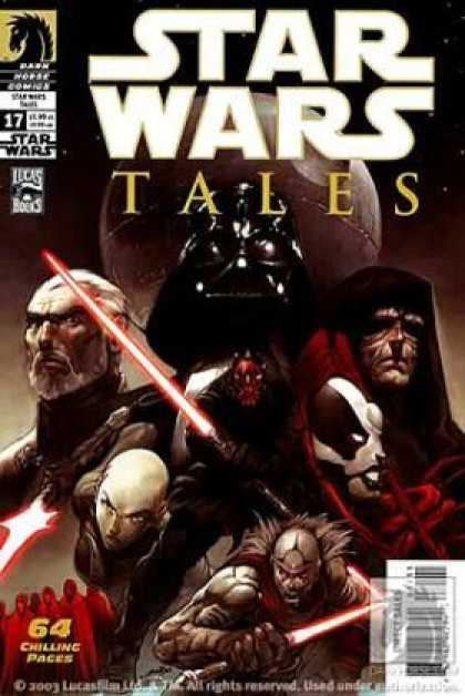 Star Wars Tales 17