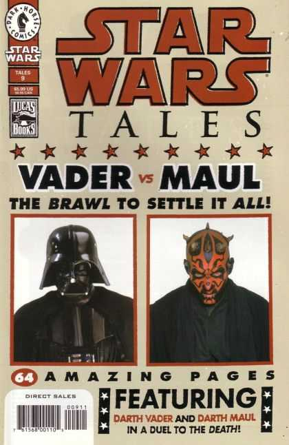 Star Wars Tales 9