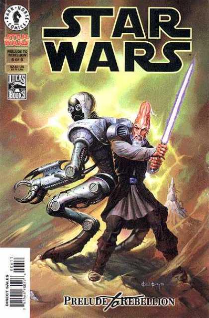 Star Wars 6 - Dave Cockrum Star Wars #6 via | buy on eBay | add
