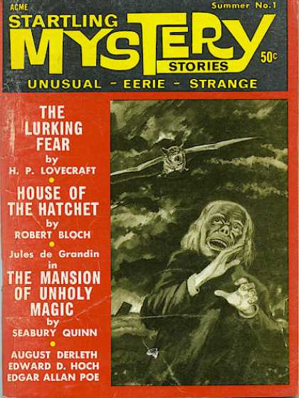 Startling Mystery Stories - 1966
