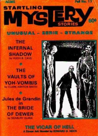 Startling Mystery Stories - Fall 1970