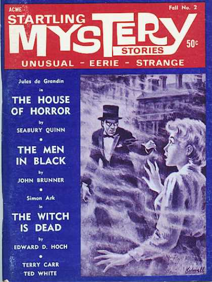 Startling Mystery Stories - 1/1966