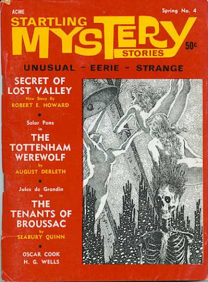 Startling Mystery Stories - 1/1967
